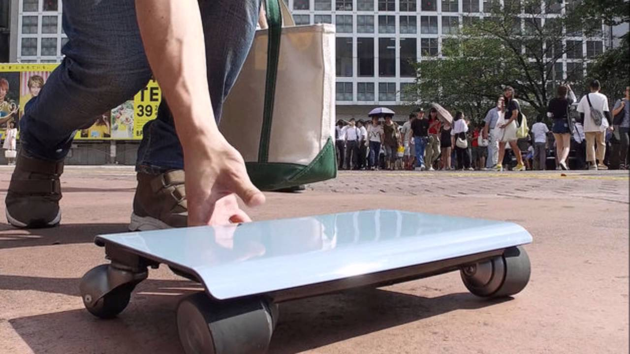 walkcar - future skateboard