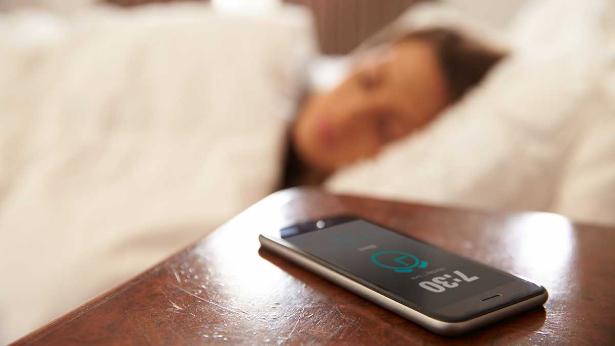 How to Stop Oversleeping Using The Best Alarm App • Steebo's