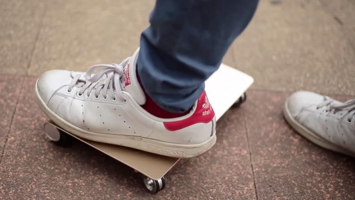 walkcar - future skateboard