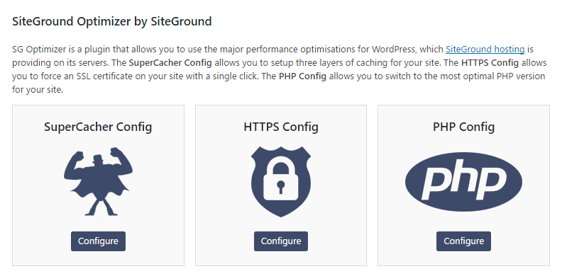 siteground - best web hosting service