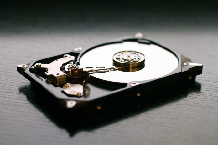 hard drive backup regularly