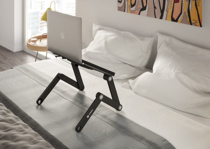 ultimate laptop stand - Pwr+ portable laptop stand